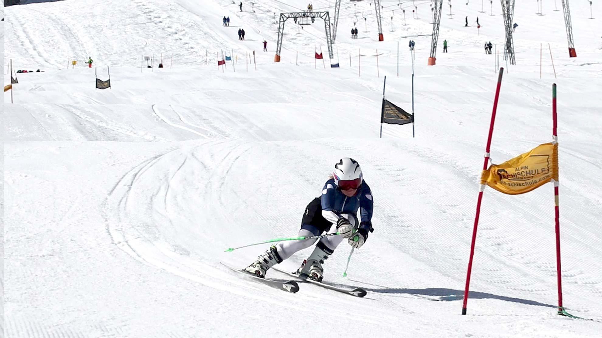 Ski Racing Stubaier Gletscher